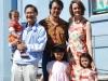 Huan and Charlton\'s family
