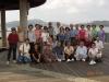 Huan and classmates